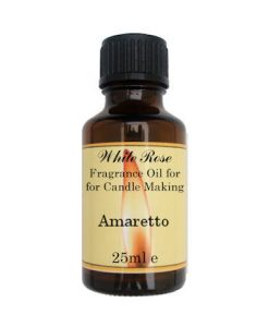 Amaretto Fragrance Oil For Candle Making