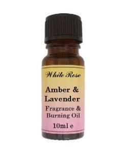 Amber & Lavender (paraben Free)  Fragrance Oil
