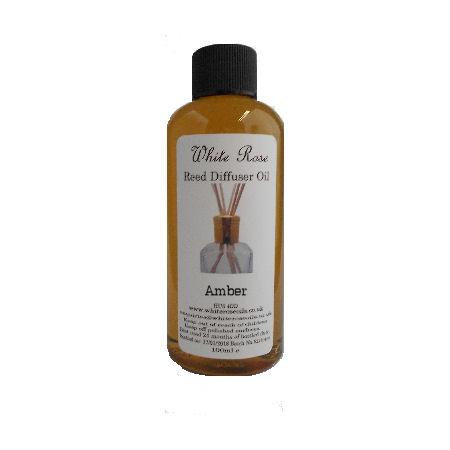 Amber Diffuser Refill (Paraben Free)