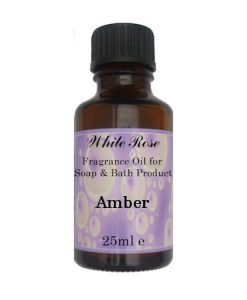 Amber Fragrance Oil For Soap Making