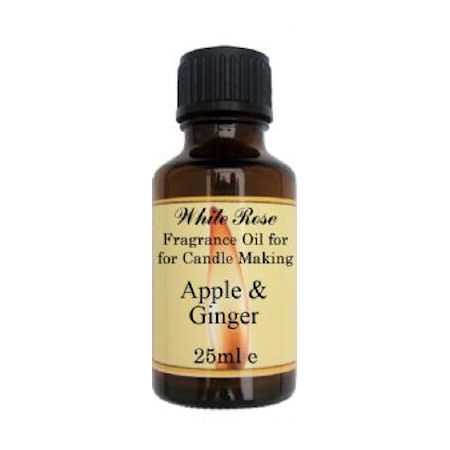 Apple & Ginger Fragrance Oil For Candle Making