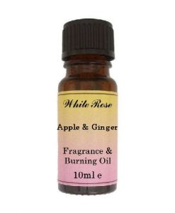 Apple & Ginger (paraben Free)  Fragrance Oil