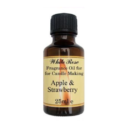 Apple & Strawberry Fragrance Oil For Candle Making