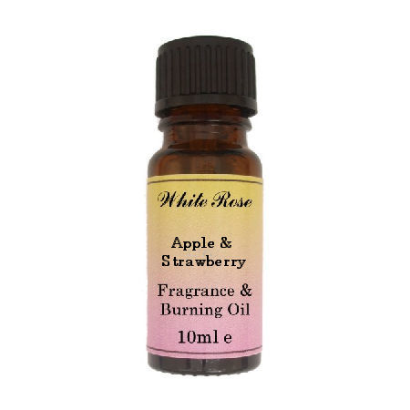 Apple & Strawberry (paraben Free)  Fragrance Oil