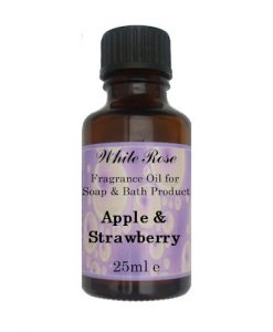 Apple & Strawberry Fragrance Oil For Soap Making