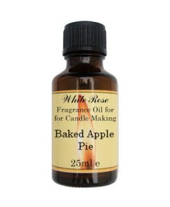 Baked Apple Pie Fragrance Oil For Candle Making