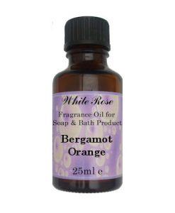 Bergamot Orange Fragrance Oil For Soap Making