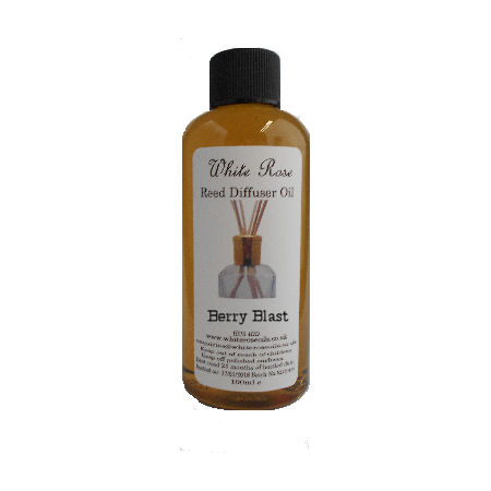 Berry Blast Diffuser Refill (Paraben Free)