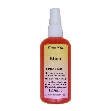 Bliss Fragrance Room Sprays (Paraben Free)