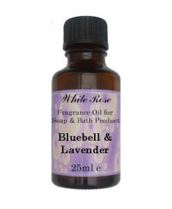 Bluebell & Lavender Fragrance Oil For Soap Making