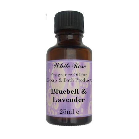 Bluebell & Lavender Fragrance Oil For Soap Making