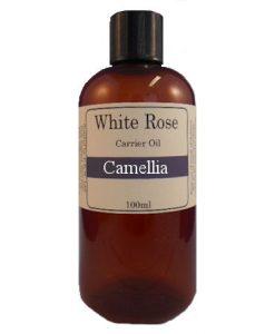 Camellia Carrier Base Oil (Camellia japonica)