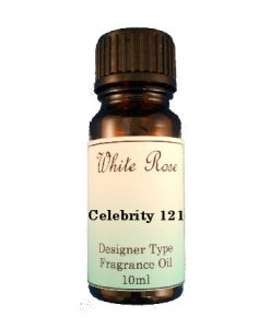 Celebrity 121 Designer Type Fragrance Oil (Paraben Free)