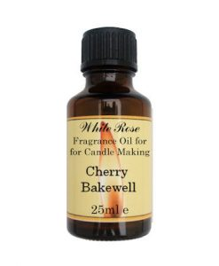 Cherry Bakewell Fragrance Oil For Candle Making