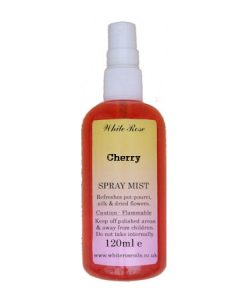 Cherry Fragrance Room Sprays (Paraben Free)
