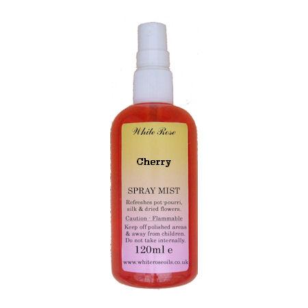 Cherry Fragrance Room Sprays (Paraben Free)