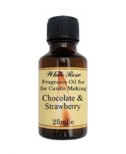 Chocolate & Strawberry Fragrance Oil For Candle Making
