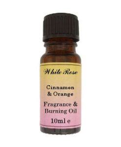 Cinnamon & Orange (paraben Free)  Fragrance Oil