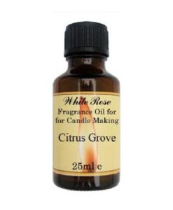 Citrus Grove Fragrance Oil For Candle Making