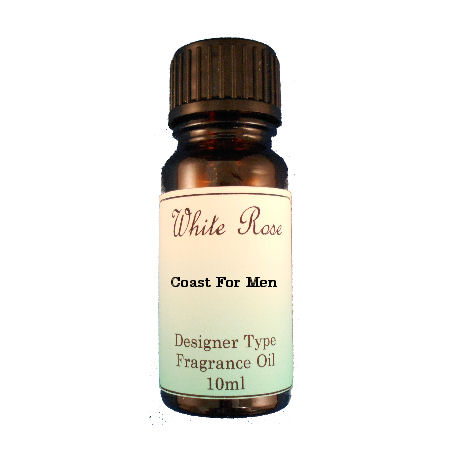 Coast for Men Designer Type Fragrance Oil (Paraben Free)