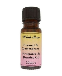 Coconut & Lemongrass (Paraben free) Fragrance Oil