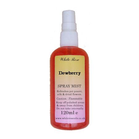 Dewberry Fragrance Room Sprays (Paraben Free)