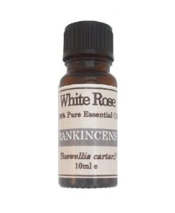 Frankincense (Boswellia cartari) 100% Pure Cosmetic Grade Essential Oil