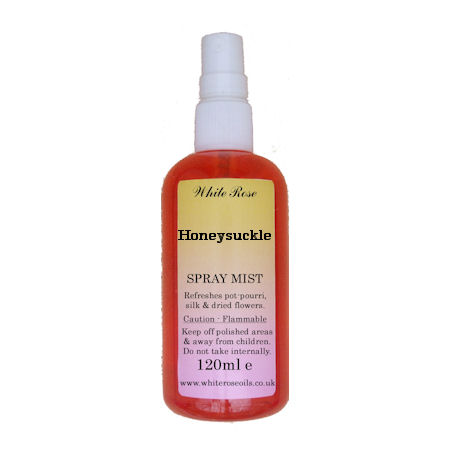 Honeysuckle Fragrance Room Sprays (Paraben Free)
