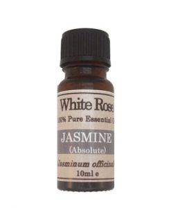 Jasmin Absolute (Jasminum officinale) 100% Pure Cosmetic Grade Essential Oil