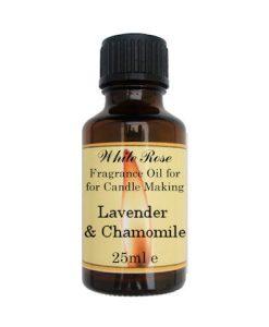 Lavender & Chamomile Fragrance Oil For Candle Making