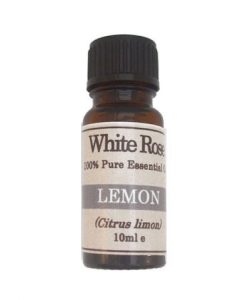 Lemon (Citrus limon) 100% Pure Cosmetic Grade Essential Oil