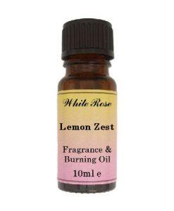 Lemon Zest (paraben Free) Fragrance Oil