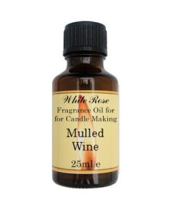 Mulled Wine Fragrance Oil For Candle Making