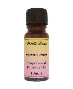 Nutmeg & Ginger (paraben Free) Fragrance Oil