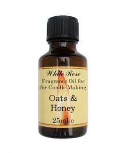 Oats & Honey Fragrance Oil For Candle Making