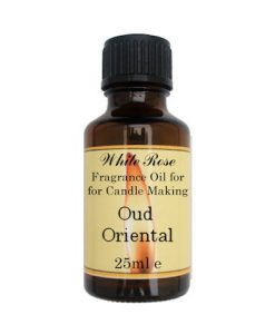 Oud Oriental  Fragrance Oil For Candle Making
