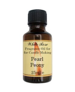 Pearl Peony  Fragrance Oil For Candle Making