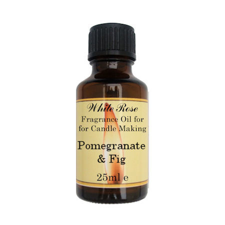 Pomegranate & Fig Fragrance Oil For Candle Making