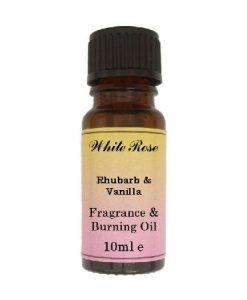 Rhubarb & Vanilla  (paraben Free)  Fragrance Oil