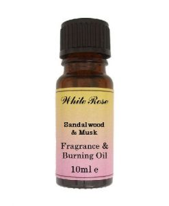 Sandalwood & Musk (Paraben Free)  Fragrance Oil