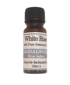 Sandalwood (W. Indies) (Amyris balsamtfera) 100% Pure Cosmetic Grade Essential Oil