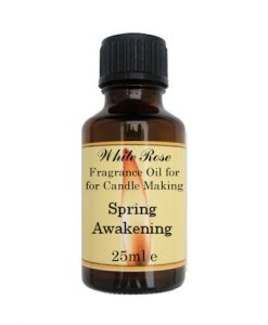 Spring Awakening Fragrance Oil For Candle Making