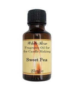 Sweet Pea Fragrance Oil For Candle Making