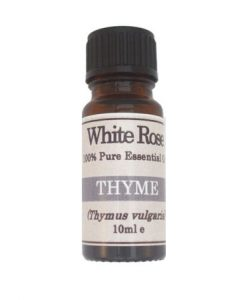 Thyme (Thymus vulgaris) 100% Pure Cosmetic Grade Essential Oil