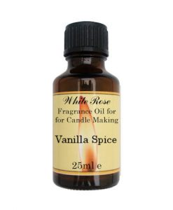 Vanilla Spice Fragrance Oil For Candle Making