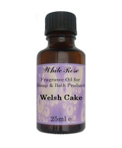 Welsh Cake Fragrance Oil For Soap Making