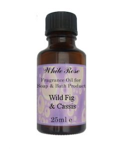 Wild Fig & Cassis Fragrance Oil For Soap Making