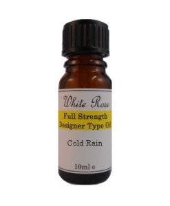Cold Rain Man Designer Type FULL STRENGTH Fragrance Oil (Paraben Free)