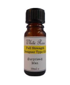 Surprised Man Designer Type FULL STRENGTH Fragrance Oil (Paraben Free)