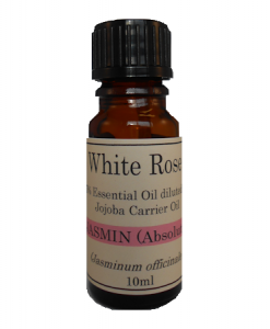 5% Diluted Jasmine Absolute (Jasminum officinale) Essential Oil
